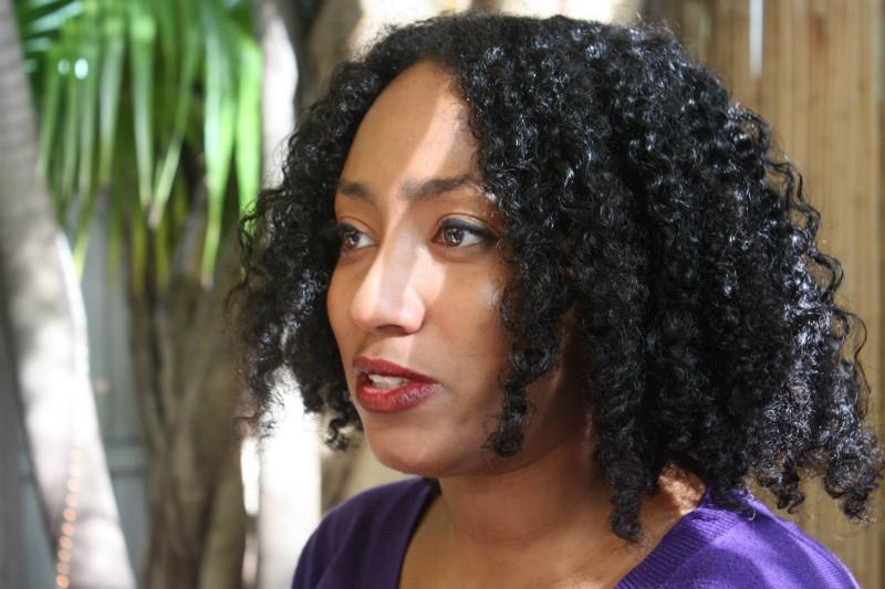 Portrait of Amina Gautier